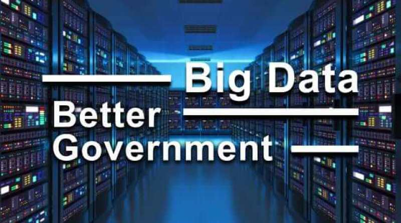 Server room interior in datacenter - Big Data, Better Government - Senator Carlos I. Uresti