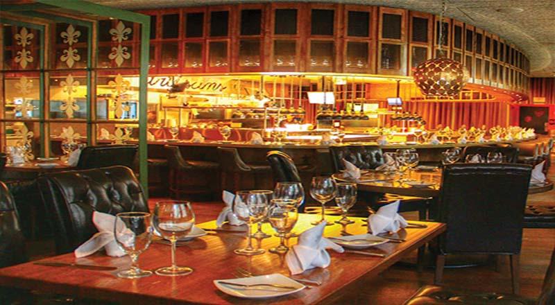 Artisans Restaurant Eclectic French Cuisine