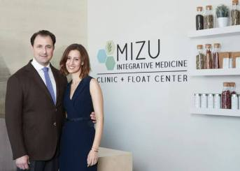 Co-Founders, Drs. Hannah and Mahyar Badrei