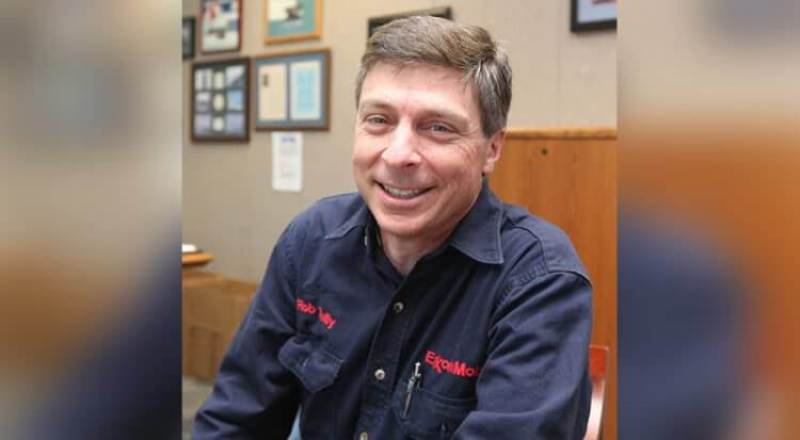 Rob Tully Exxonmobil Featured In The Oil Patch Radio Show