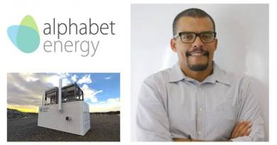 In The Oil Patch - Mothusi Pahl Senior Vice President of Alphabet Energy