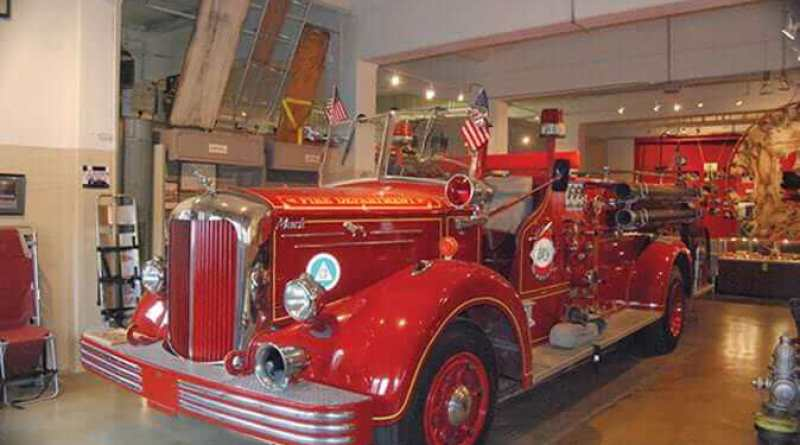 SA Fire Museum Preserves Fire Dept. History