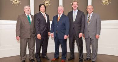Houston Wildcatters Award Presented to Oasis Petroleum