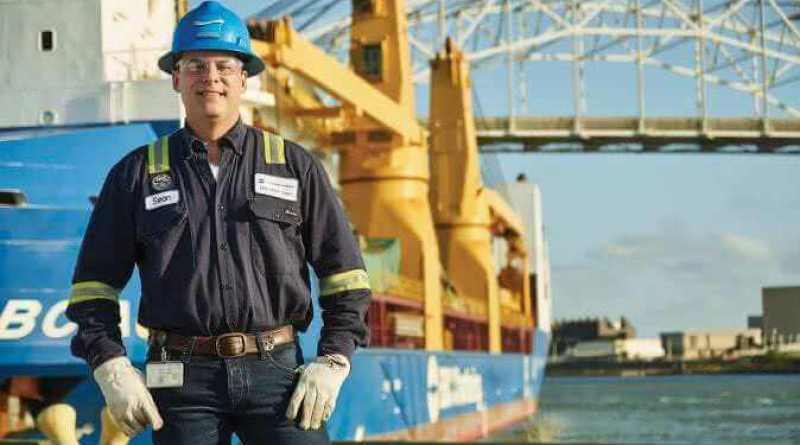 Sean Strawbridge: Leading Growth at the Port of Corpus Christi