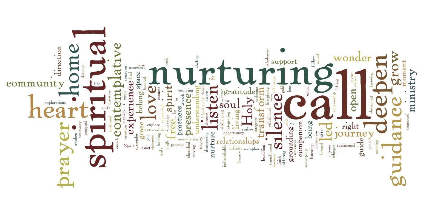 Shalem Institute Nurturing The Call Spiritual Guidance Program