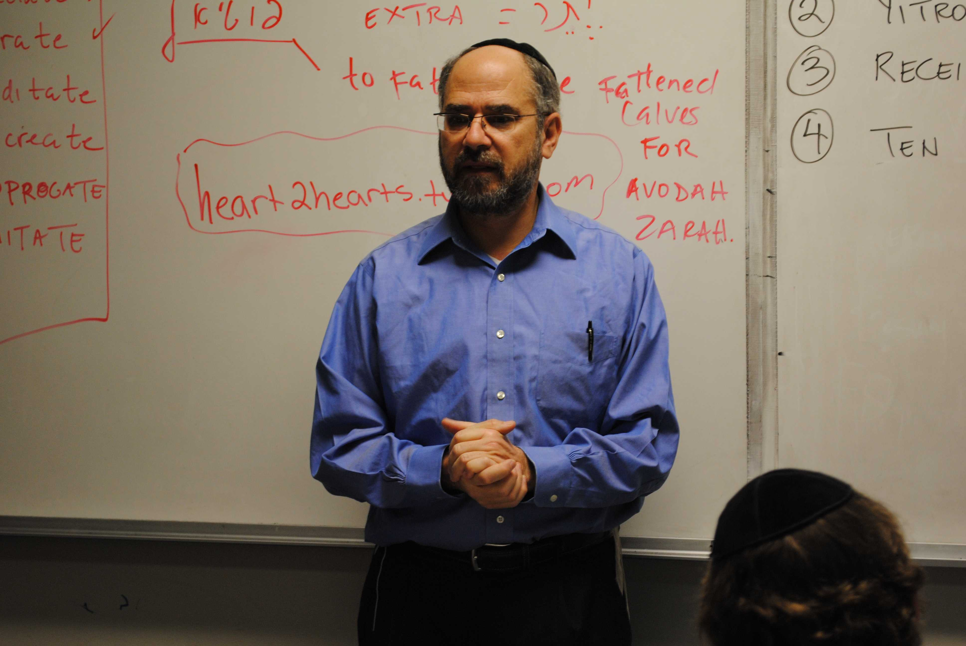 Rabbi Aaron Parry will leave Shalhevet after six years teaching Tanach and Gemara.