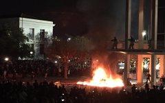 Shalhevet alumni at Berkeley decry violence against Yiannopoulous