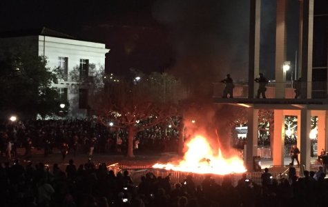 Shalhevet alumni at Berkeley decry violence against Yiannopoulous
