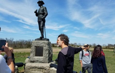 Gettysburg 2018: On battlefield, comparing today's sites to history