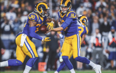 Poll shows Firehawks favor Rams as both LA teams make NFL playoffs