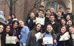 Debaters win six awards at Penn Model Congress