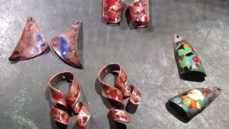 Enamelling Copper Part 1
