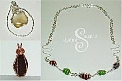 Beach Glass Jewellery