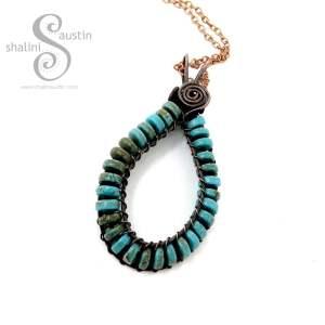 Wire Weave Jewellery