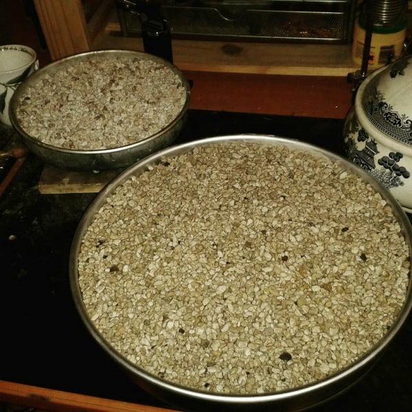 New Annealing Pan