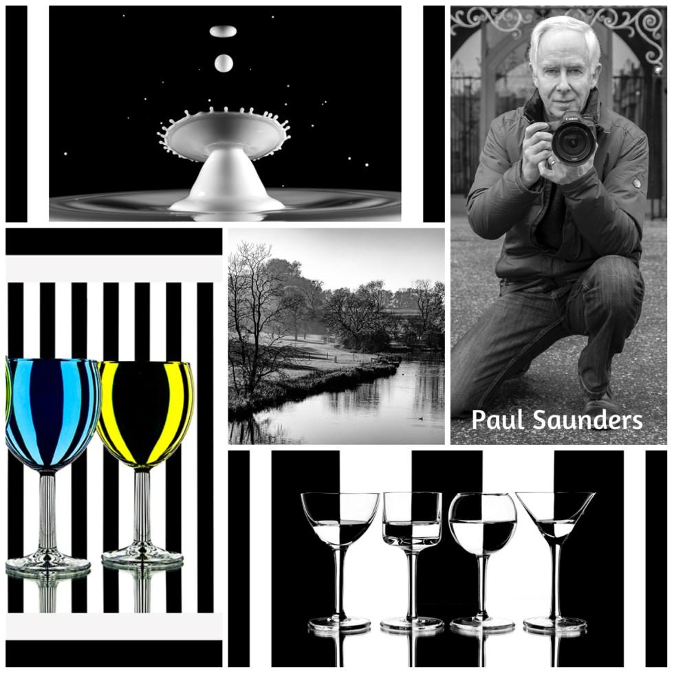 Paul Saunders - Artist Market at Stamford Arts Centre