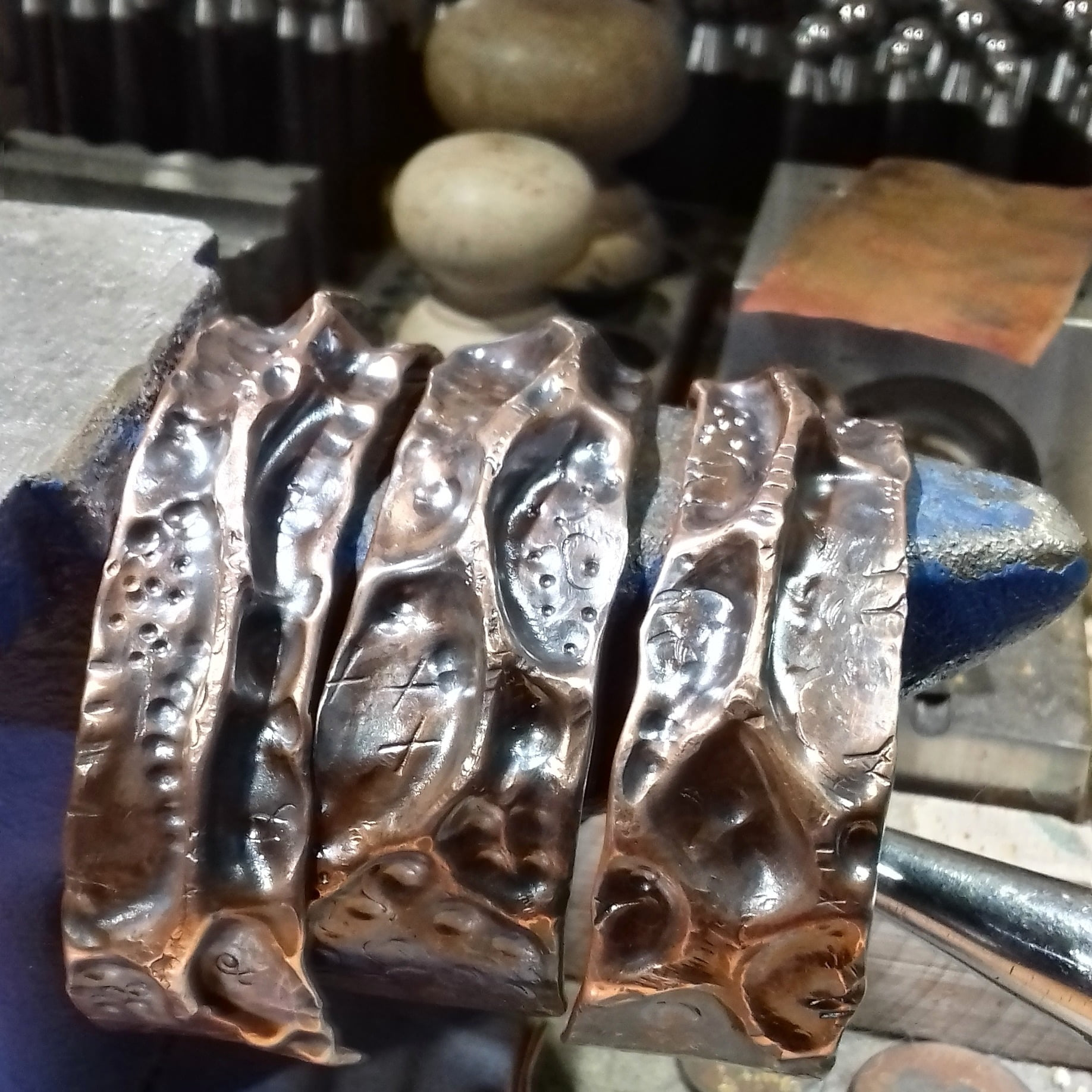 Fantasy Series Copper Cuffs