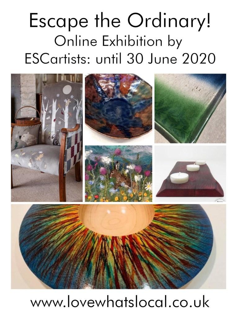 ESC Artists June Market is Online