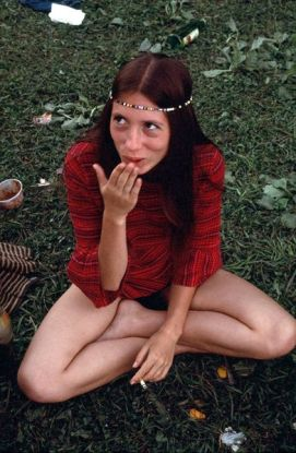 woodstock-red-dress-60s