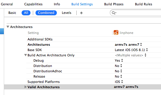 Architecture Arm64  error ld 5 duplicate symbols for stack overflow