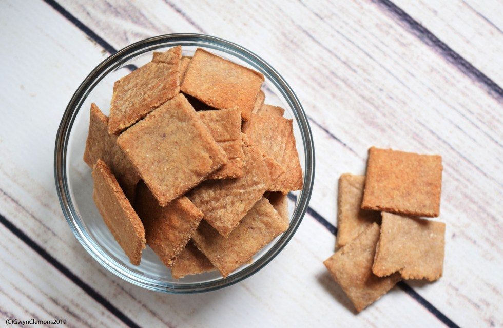 grain free crackers #vegan #grainfree #glutenfree