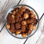 keto cinnamon sugar nut mix #keto #grainfree #vegan