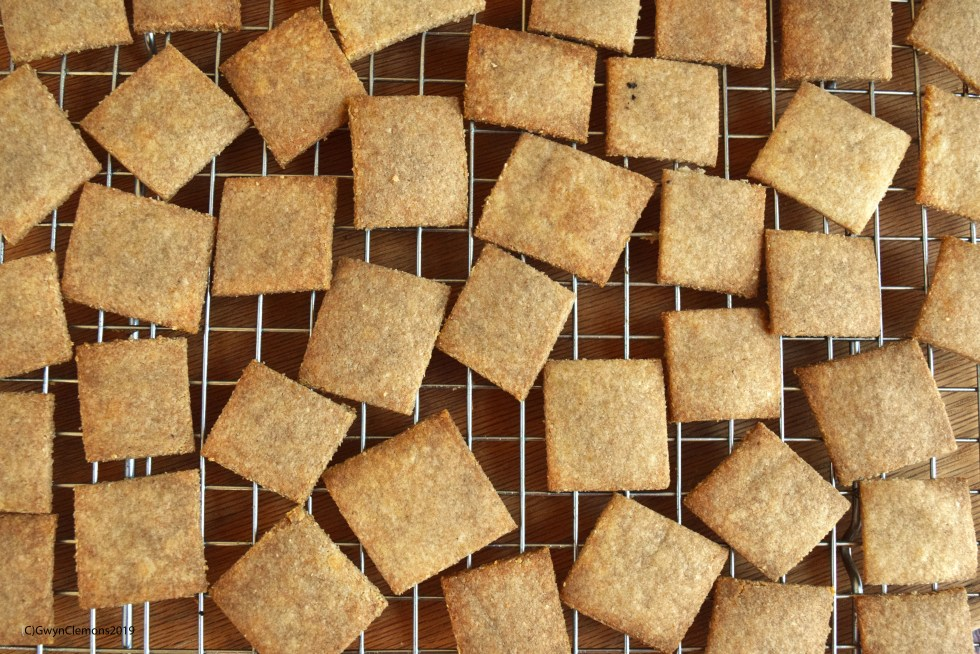 keto almond crackers #vegan #grainfree #glutenfree