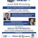 Jewish B2B Networking - Washington DC