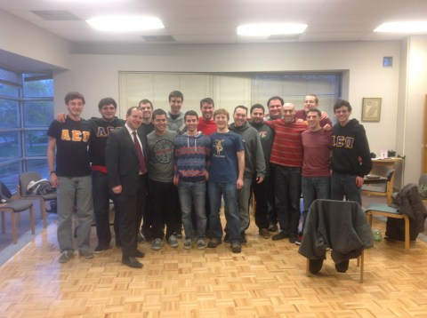 Alpha Epsilon Pi - UIC Chapter