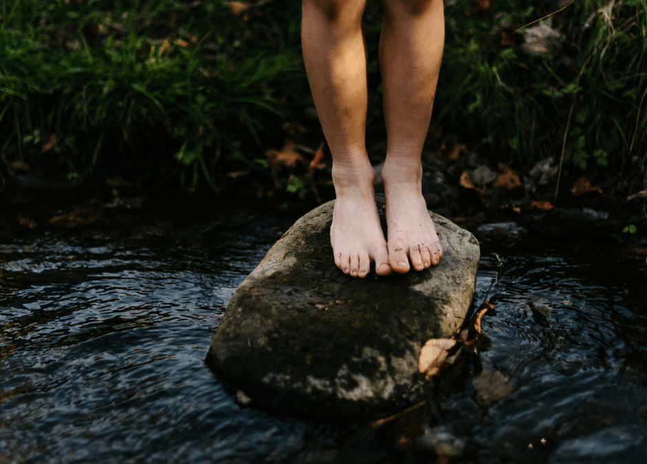 Essential Oils for Happy Toes & Feet