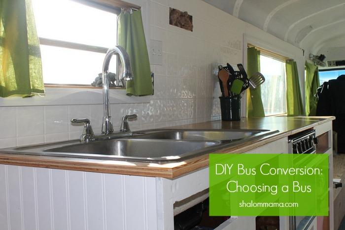 DIY Bus Conversion: Choosing a Bus