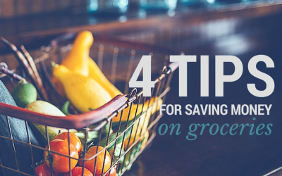 4 Tips for Saving Money on Groceries