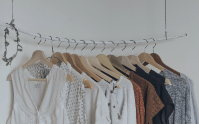 What does a capsule wardrobe have to do with wellness?