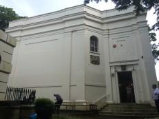 Montefiore Synagogue - Ramsgate, England