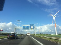 Antwerp to Amsterdam
