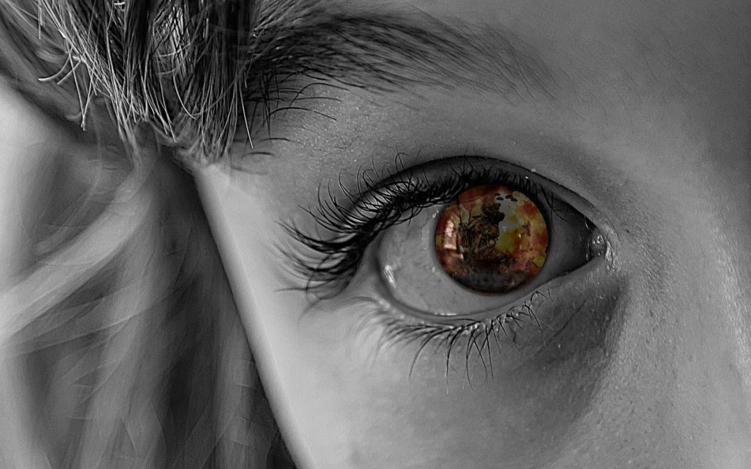 Remédio caseiro para irritação nos olhos