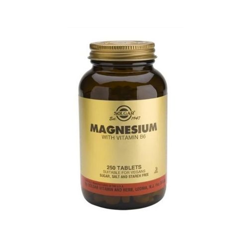 Magnesio com vitamina B6 Ervanaria Shalom Nature