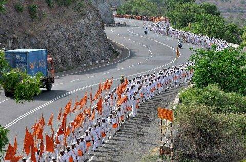 The Wari of Pandharpur (1/4)