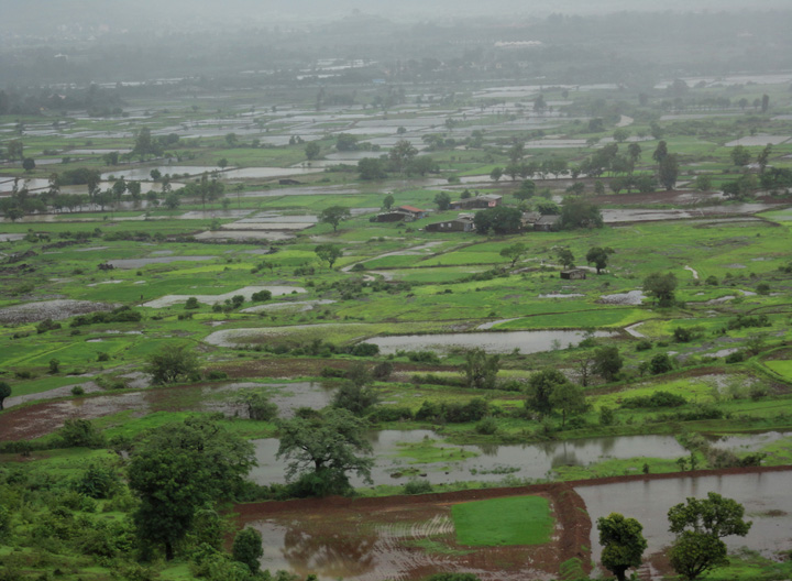 A Weekend, Amazing Weather, Rains And A Beautiful Fort! (2/6)