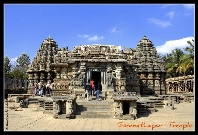 Somnathpur-temple-carvings-south-india-karnataka