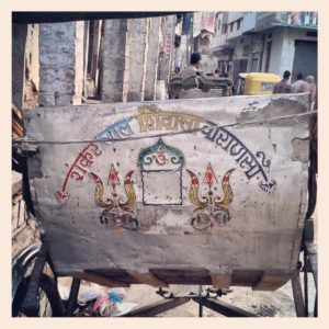 Rickshaw-in-Banaras