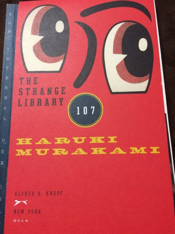 guestblogging-bookreview-bookshelf-books-bookclub-contest-The-Strange-Library-Haruki-Murakami-Japan-Japanese
