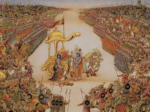 indian-mythology-sanskrit-mahabharata-comics-guestblogging-bookreview-bookshelf-books-bookclub-contest-BYOB-Batman-comics