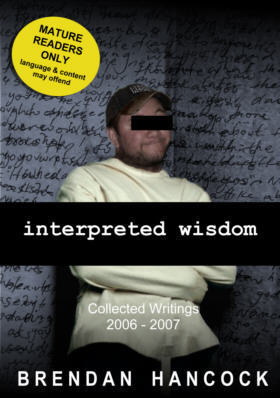 Interpreted Wisdom Book Concept Art