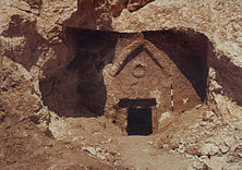 Taipoit Tomb was discovered in the1980's. Many of the names of the emtombed match the names of Jesus's family.
