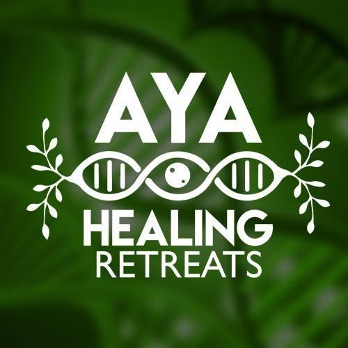 Aya Healing Retreats Logo