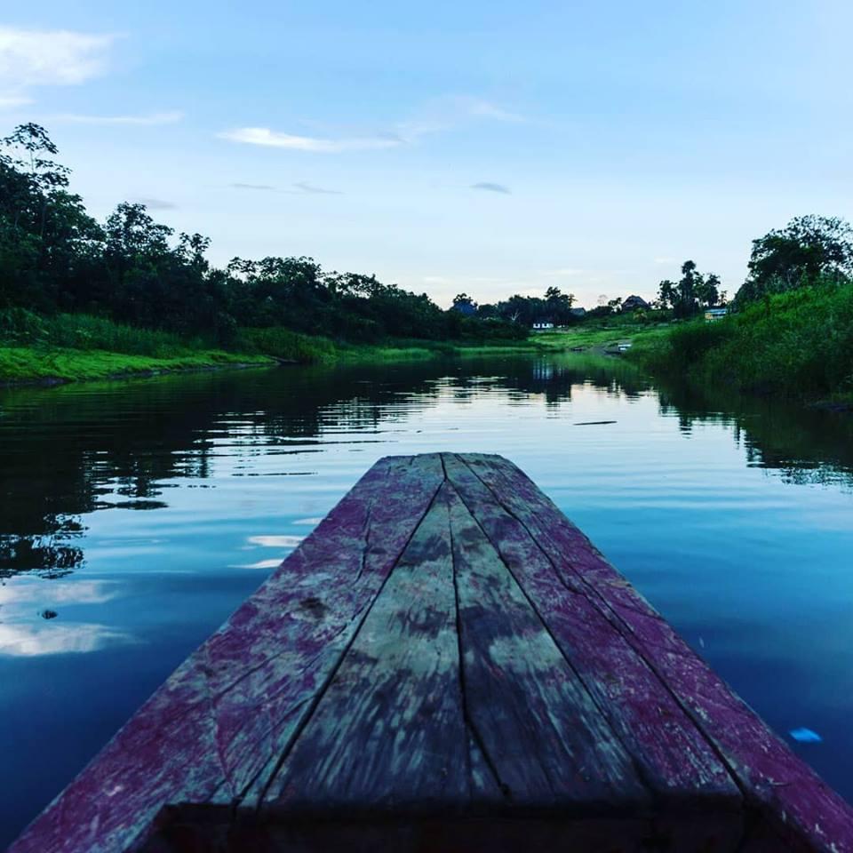 La Luna del Amazonas
