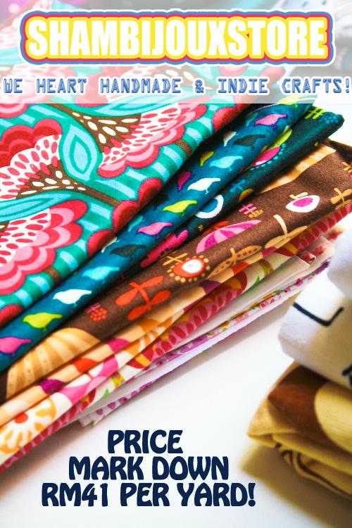 Designer Fabric Pre-Order Batch 28