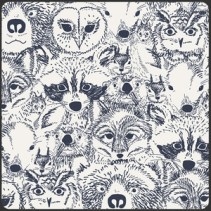 (Sarah Watson) Indian Summer, Menagerie In Onyx