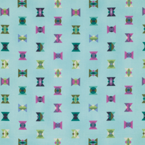 (Tula Pink) Acacia, Arrowheads In Sky